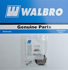 GENUINE OEM  Walbro K10-HD Complete Rebuild Kit K10HD