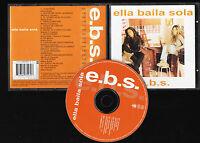 ELLA BAILA SOLA e.b.s. 1998 CD Original Marta Botia Marilia A.Casares spanish