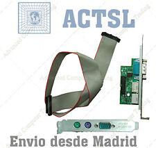 DELL Y9003+N3563 OptiPlex GX520 GX620 745 Model DCSM PS/2 & Serial Port & Cable