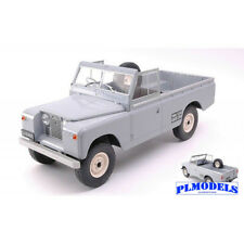 MODEL CAR GROUP - 18092 LAND ROVER 109 PICK-UP SERIES II GREY COLOUR 1:18 SCALE