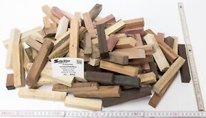 Woodturning Various Woods Rester Noble Knifemaking Penblank Pen 470
