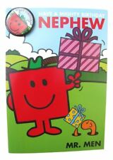 Buy mr men little miss birthday cards for children ebay mr men little miss birthday greetings cards ages relations get well thank you nephew with m4hsunfo