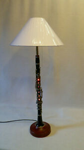 Lampe - Klarinette / LED