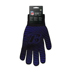 Baltimore Ravens BBQ Style Glove [NEW] NFL Barbecue Tailgate Smoke Cook Grill
