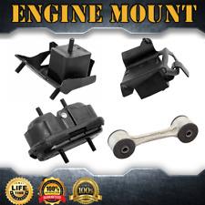 Engine Motor /& Trans Mount Complete Set 4PCS For 1985-1989 PONTIAC 6000 2.8L