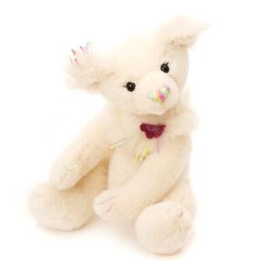 Mia - collectable alpaca teddy bear by Kosen - Annette Rauch - 28cm - 6800