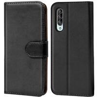 Book Case für Samsung Galaxy A90 5G Hülle Tasche Flip Cover Handy Schutz Hülle