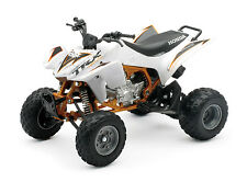 HONDA TRX 450 R ATV QUAD Bianco Scala 1:12 von NewRay