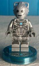 LEGO Dimensions CYBERMAN Mini Figure With Base~71238