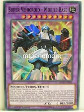 Yu-Gi-Oh - 1x #030 Super Vehicroid - Mobile Base - Legendary Duelists - Super Ra