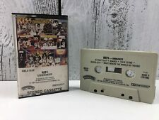 """KISS """"Unmasked"""" Cassette Casablanca 1980 Pre-Owned Used Condition"""