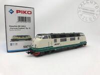 "PIKO 59716 locomotiva diesel V220 074-9  FP ""Ferrovie Padane"" epoca IV"