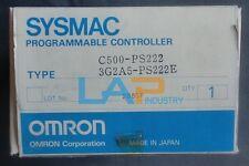 1Pc New Omron C500-Ps222-E I/O Power Unit Tested