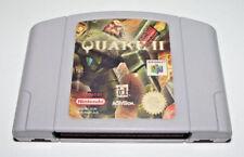 Quake II N64 Nintendo 64 PAL