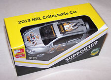 Wests Tigers 2013 NRL Collectable Toyota Rav 4 Model Car New *SALE*