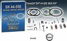 TRANSGO 4R44E 4R55E 5R55E Transmission Shift Kit Ford 1994-2007 SK44-55E 56165HT