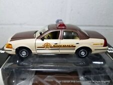 Gearbox 1/43rd scale Marion County, Indiana Sheriff Ford Crown Victoria