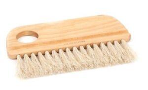 Birchwood Handled Bakers Brush with soft horsehair bristles