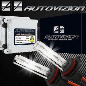 AUTOVIZION Xenon Light 35W Slim HID Kit H4 H7 H10 H11 H13 9006 9007 9004 5202 H1