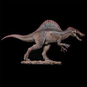 W-Dragon Spinosaurus Statue Dinosaur Model Spino Figure Collector BNIB