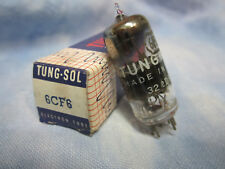 Tung SOL Tube 6CF6