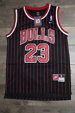 Michael Jordan Jersey #23 Chicago Bulls Classics Swingman Retro Black Stripe