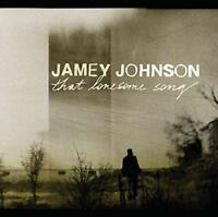JAMEY JOHNSON CD - THAT LONESOME SONG (2008) - NEW UNOPENED - COUNTRY