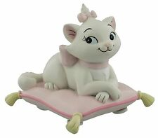 Disney Magical Moments Marie on Cushion Little Princess Figurine 7cm DI184 New