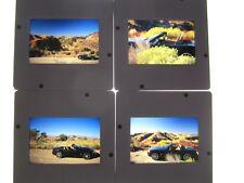 MAZDA MIATA MODIFIED BRG EDITORIAL PHOTO SLIDES - 2001
