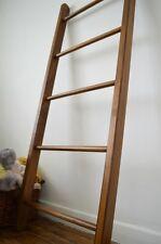 SCALA in legno Decorativa, vintage in legno DECORATORE's Ladder