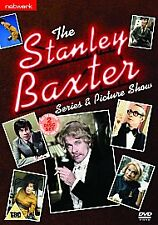 The Stanley Baxter Show/The Stanley Baxter Picture Show (DVD, 2007, 2-Disc NEW