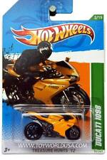 2012 Hot Wheels Treasure Hunt #52 Ducati 1098