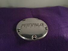 FITTIPALDI CHROME Custom Wheel Center Cap (1) P/N # M585