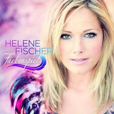 Helene Fischer-gioco di colori CD 16 tracks tedesco-Pop/CANZONETTE NUOVO