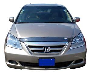 4-Piece Set for 2008-2010 Honda Odyssey Auto Ventshade 94083 Original Ventvisor Side Window Deflector Dark Smoke