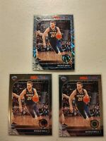 2019-20 NBA Hoops Premium Stock Nicolo Melli Laser Prizm+2 Base Rookie RC 3 Card