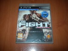 THE FIGHT LUCHA O MUERE PARA MOVE PS3 (1ª EDICIÓN PAL ESPAÑA PRECINTADO)