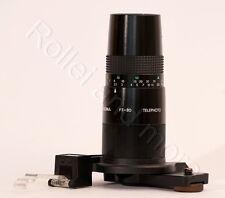 Sigma ft-80 telephoto x2.2 pour Nikon l35af 2 et l35 ad 2