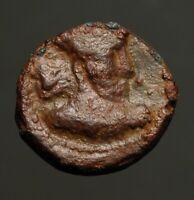 KS11-20    Kushano-Sassanian, Peroz I Kushanoshah, c. 260-290 AD.