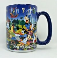 Disney Parks Mickey Minnie Goofy Donald Duck Pluto & Other Characters Coffee Mug