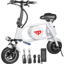 Folding E-Bike Electric Bicycle City Bike W/Lithium Battery 400W 16AH 35km/h