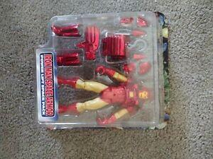 Marvel Comics Universe Iron Man Space Armor Power Lift Pack TOY BIZ 1997 Figure