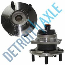 Pair: 2 New REAR Grand Caravan Town & Country ABS Wheel Hub and Bearing Assembly