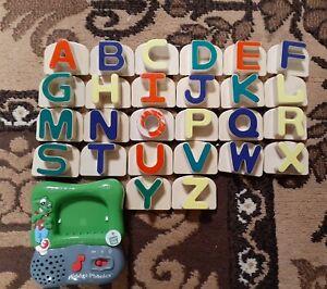Leap Frog Fridge Phonics educational phonics learning magnetic letters A-Z
