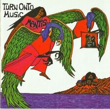 mantis - turn onto music ( AUS 1973 ) vertigo swirl -  CD