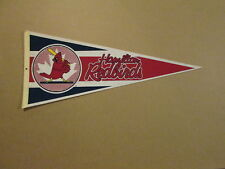 New York Penn League Vintage Hamilton Redbirds Pennant