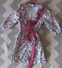 Girls Elephantito dress size 4 Girls boutique brand floral fall dress 4