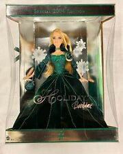 Mattel Holiday Barbie Special 2004 Edition, Blonde, B5848