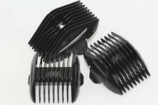 PANASONIC 3 x COMB ATTACHMENT FOR ER-GP80 K  PRO & ER-1610 HAIR CLIPPER