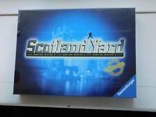 Scotland Yard Hunting Mister X Board Game Ravensburger 2000